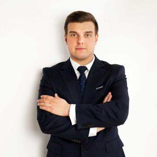 Łukasz Kełpin - Doradca Handlowy ds. samochodów używanych