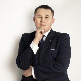 Paweł Sulewski - Doradca Handlowy Klienta B2B