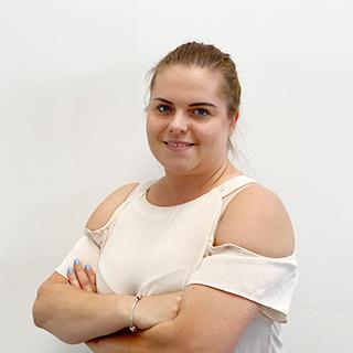 Anna Kossowska - Recepcjonistka/Kasjerka